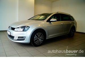 VW Golf Variant VII Allstar 1.6 TDI BMT DSG *Business Premium, Discover Media
