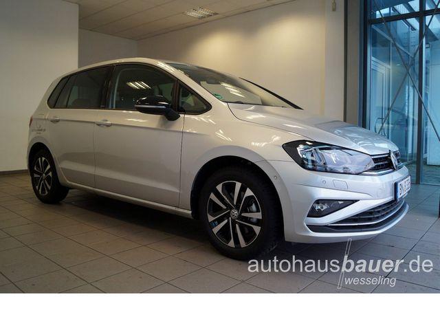 VW Golf Sportsvan VII IQ.DRIVE 1.5 l TSI ACT DSG *Navigation, Kamera v+h, Chrom-Paket 1..