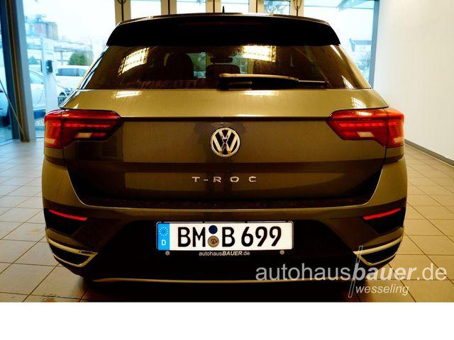 VW T-Roc Sport 1.5 l TSI OPF DSG *Navi, Rückfahrkamera, Park-Distance-Control...