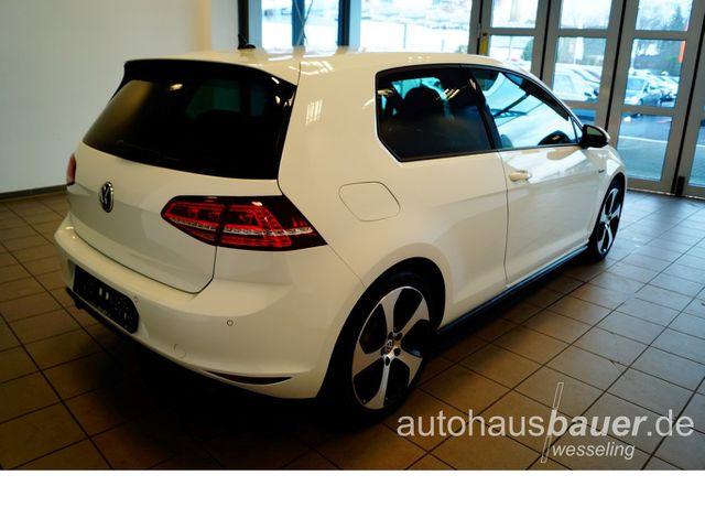 VW Golf VII GTI 2.0 TSI BMT DSG *Navi, Klima, Rückfahrkamera + PDC*