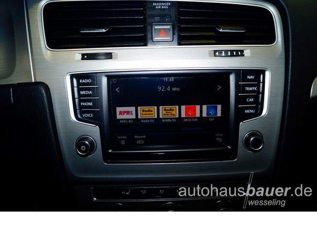 VW Golf VII Comfortline 1.2 TSI BMT DSG * Ergonomiesitze, Panoramadaach, ...