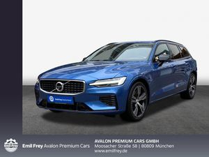 VOLVO V60 T6 AWD Twin Engine Geartronic R-Design
