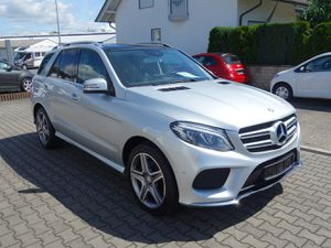 MERCEDES-BENZ GLE 350 d 4M AMG Line, AMG 20`Zoll, Panoramadach, Airmatic, Offroad-Paket, AHK,