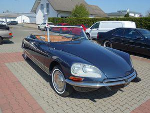 CITROEN DS 21 Cabriolet im Neuwagenzustand