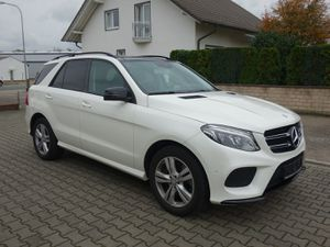 MERCEDES-BENZ GLE 350 d 4M AMG Line, Panoramadach, Standheizung, Airmatic, Soundsystem, Memory-Sitze, Night-Paket