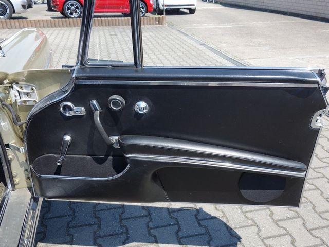 MERCEDES-BENZ 300 SE Cabriolet Top Original mit 53000 Km