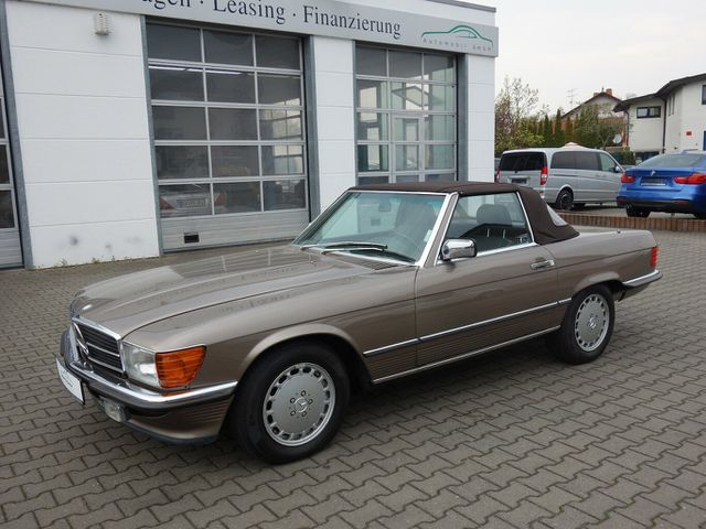 MERCEDES-BENZ 560 SL original 76000 Km