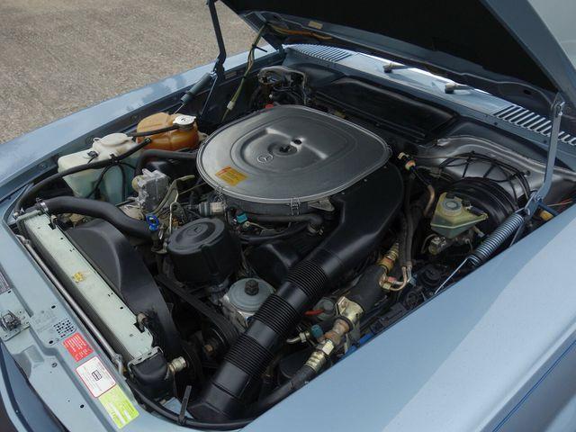 MERCEDES-BENZ 560 SL sehr guter Original Zustand, zu 95% im Erstlack