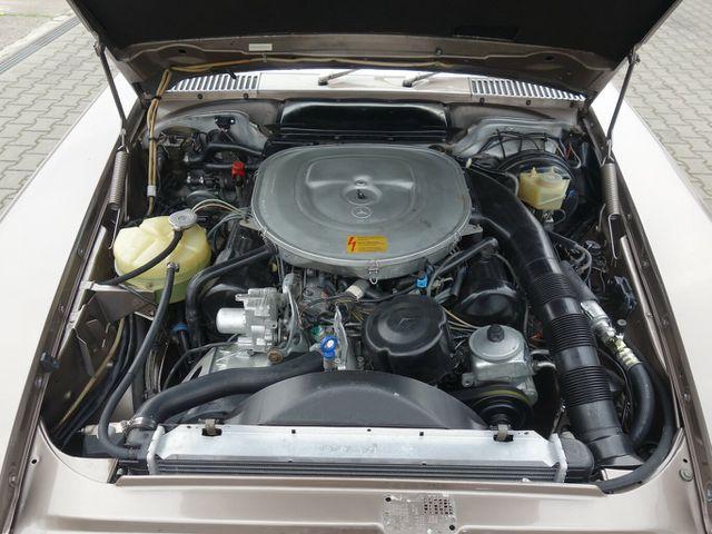 MERCEDES-BENZ SL 560 original 76000 Km
