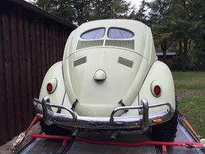 VW Käfer auf Kübelwagen Chassis Krabbeltier