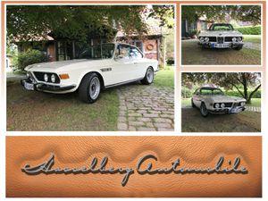 BMW 3.0 CS E9 rostfrei