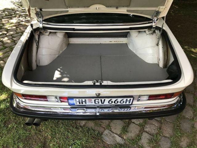 BMW Andere 3.0 CSi E9 TÜV & Service & H-ZULASSUNG