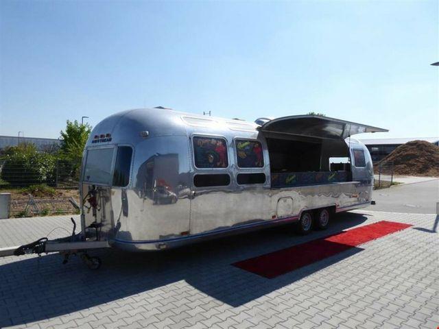 ANDERE Sovereign Land Yacht Verkaufswagen Imbisswagen