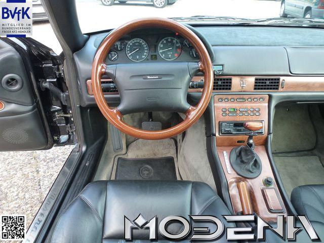 MASERATI Quattroporte V8 Evoluzione A 3.2 MOTORREVISION