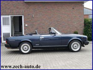 FIAT 124 Spider * Pininfarina DS 2 * BBS * Leder *