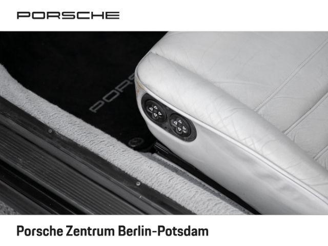 PORSCHE 911 Turbo Cabrio Raffleder Elektr. Verdeck