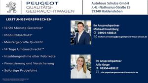 PEUGEOT 308 SW BlueHDi 130 Stop & Start Allure Business-Paket (L)