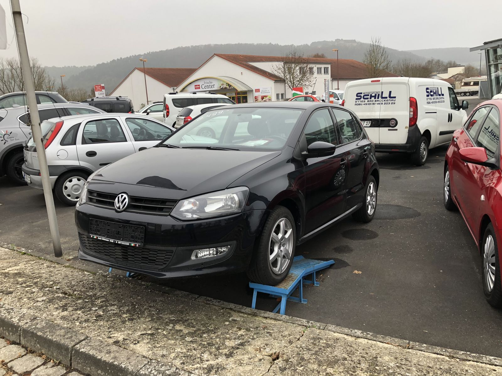Used Volkswagen Polo 1.2