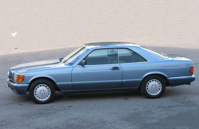 MERCEDES-BENZ 420 C 126 -  420 SEC
