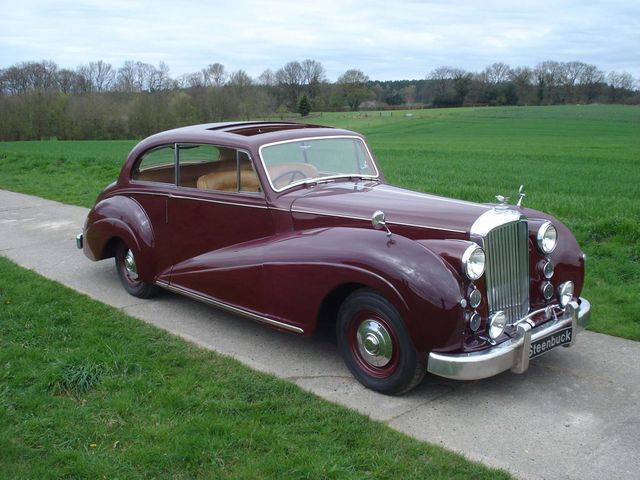 Bentley Mark VI Mark VI James Young