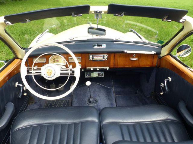 BMW 502 502 F 3,2 Liter Baur