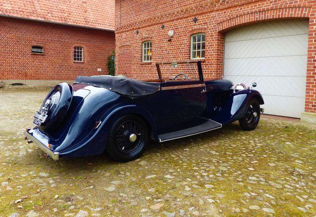 Bentley 31/2 Liter 3 1/2 Liter