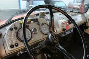 Oldtimer Mercedes Benz