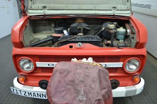 Oldtimer Opel