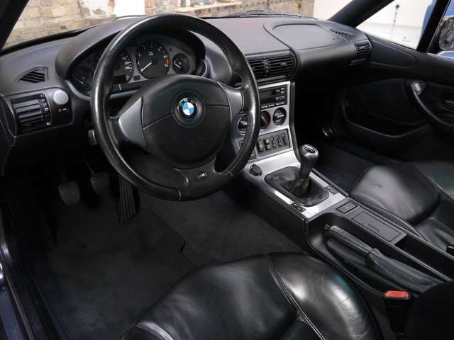 BMW Z3 2.8 Coupe ClassicData2 2.Hand schw/schw DACH