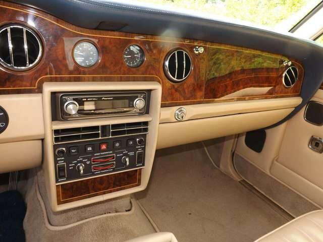 """Rolls-Royce Silver Spirit III - """"Primus inter pares"""""""