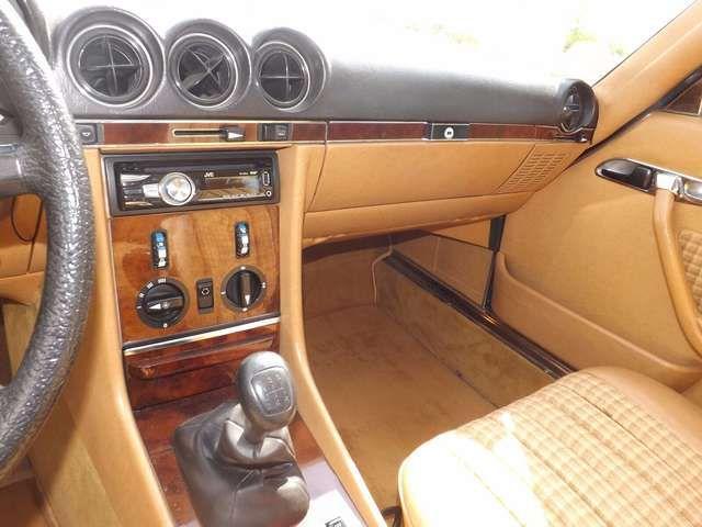 """Mercedes-Benz SL 280 280 SL (107) -""""Das Beste oder nichts""""(Zitat DB)"""