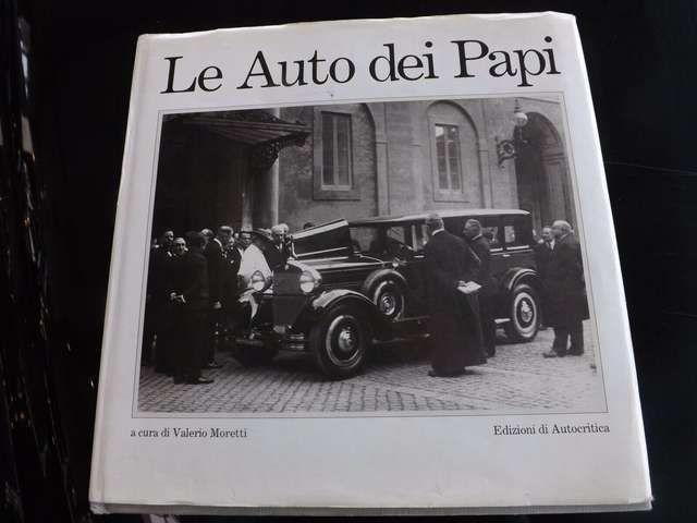 "Fiat Sonstige Das ""Papamobil"" vom Papst. Sensationelles Unikat"