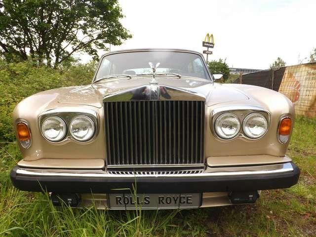 Rolls-Royce Silver Shadow II LHD - das edle Familienauto!
