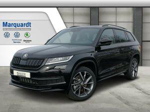 VW Touran 1.5 TSI Comfortline AHK 7 Sitz ACC Navi