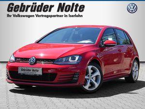 VW Golf VII GTI Performance SHZ XENON STANDHZ EU6
