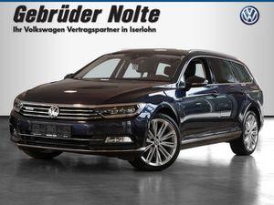 VW Passat Variant Highline NAVI LED STANDHZ ACC EU6