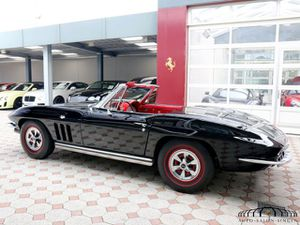 CORVETTE C2 Sting Ray Cabrio