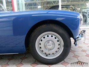 MG MGA Twin Cam MG A Coupé