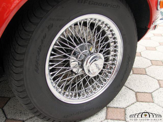 JAGUAR E-Type Serie 3 V12 Roadster V12 , Handschalter