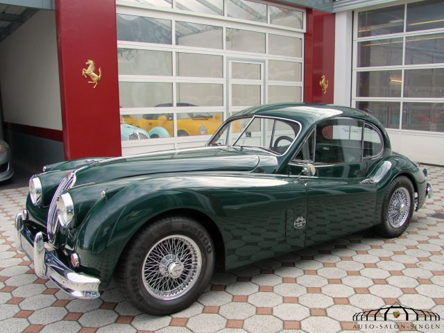 JAGUAR XK 140 FHC XK 140 FHC 5 Speed Top