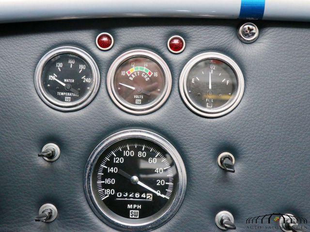 COBRA Everett-Morrison WEINECK POWER / 7,5L / 500 PS
