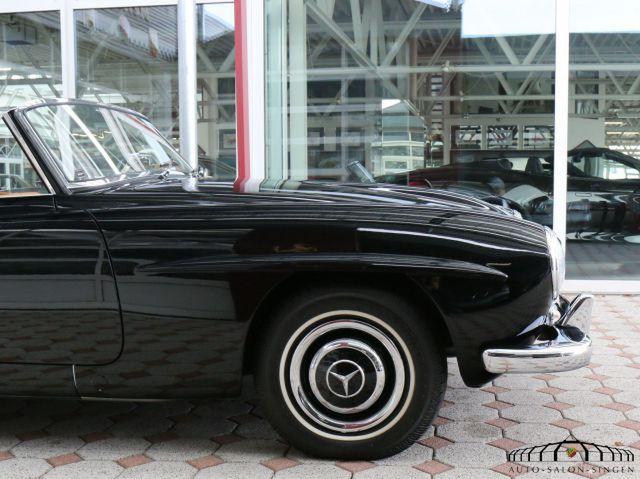 MERCEDES-BENZ 190 SL Mille Miglia fähig !