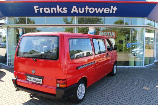 VW Transporter T4 70J 1D2+8 Sitze+AHK