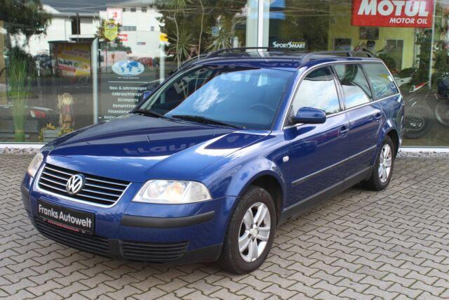 VW Passat Variant Basis+TÜV 03/23