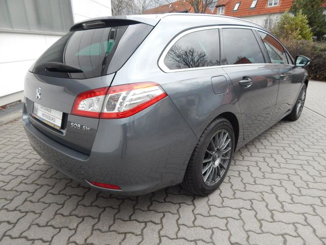PEUGEOT 508 SW Active THP 155 Navi Glasdach