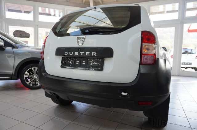 DACIA Duster SCe 115 4x2 Ice KLIMA/ECO MODE/ALU
