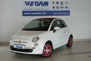 FIAT 500C Cabrio 0.9 TwinAir Turbo 85PS Lounge *PDC*