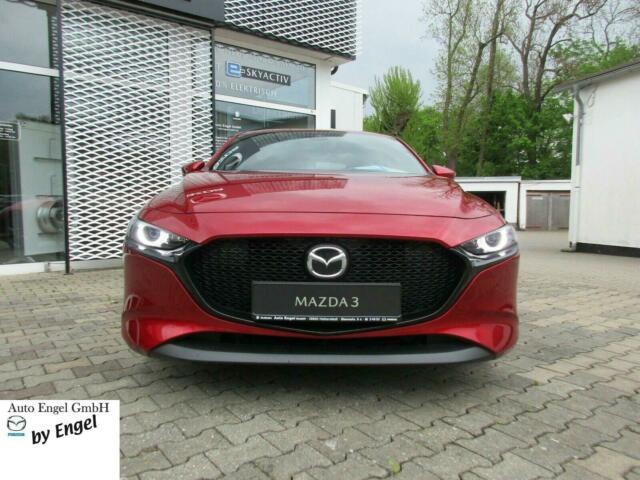MAZDA 3 SKYACTIV-G 2.0 M Hybrid SELECTION  DES  Premiu