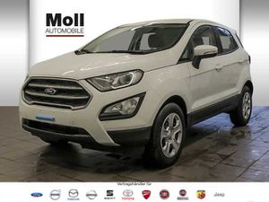 FORD ECOSPORT Trend 100PS /Easy Driver Pkt/ Winter Pkt/ Cool&Sound Palet