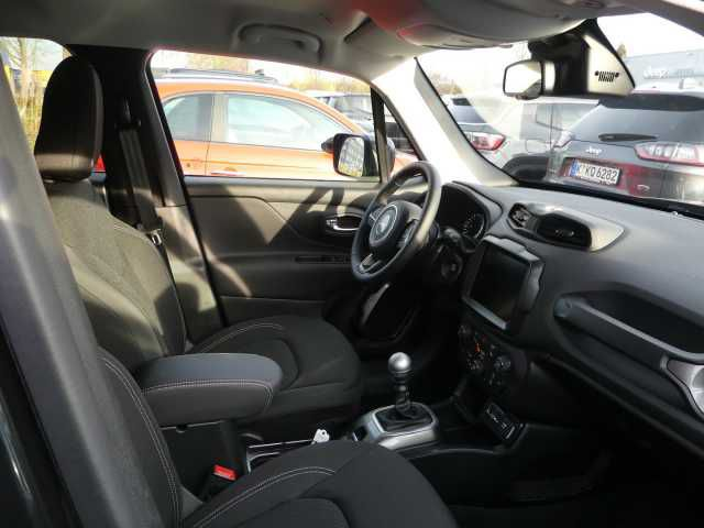 JEEP Renegade 1.0 T-GDI Limited Nav 19' LED